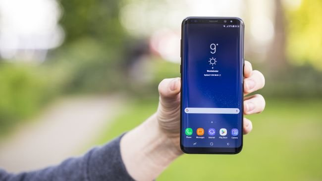 Samsung Galaxy S8+ Video İnceleme